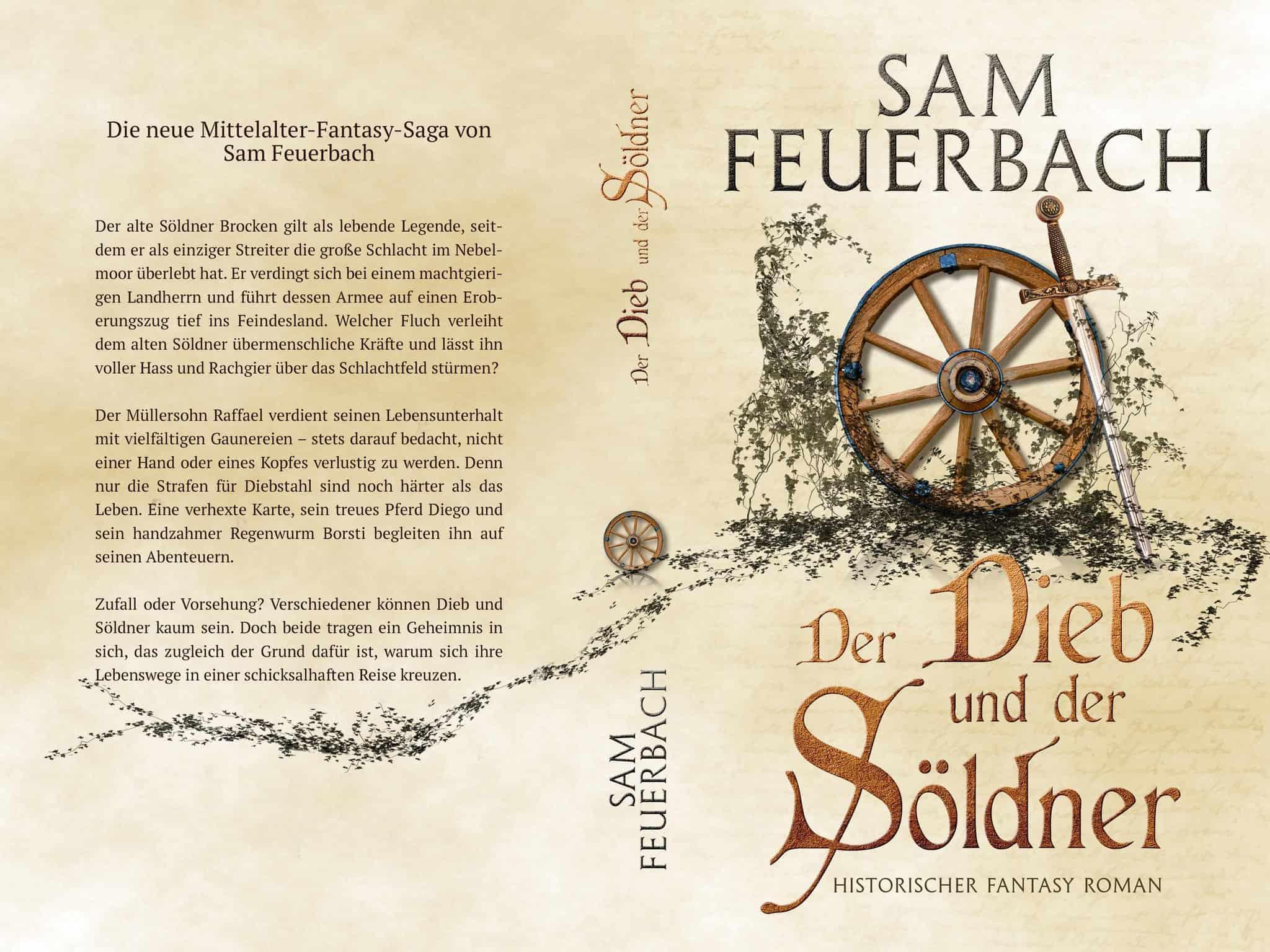 Die Gaukler-Chroniken I: Der Dieb und der Söldner