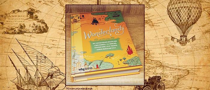 Wonderlands - Cover