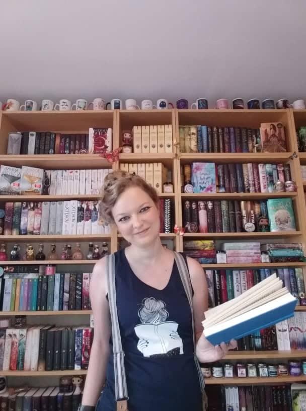 Süchtig nach Büchern