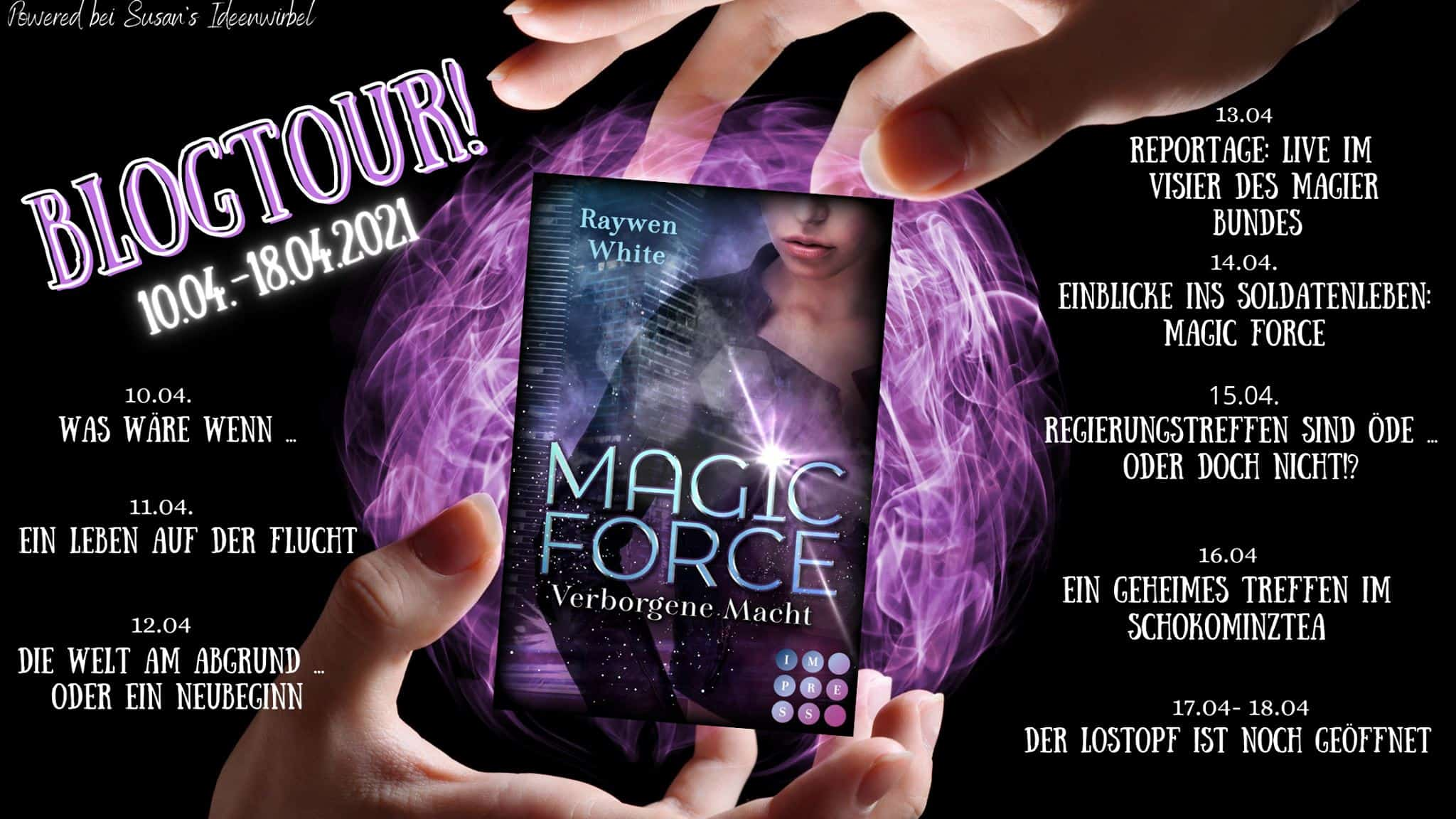 Magic Force Banner